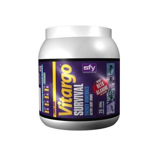 medio kilo de vitargo xtrem energy con minerales