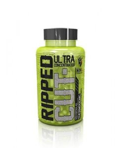 ripped cut 120 caps 3xl nutrition
