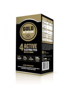 4 Active Electrolytes de gold nutrition