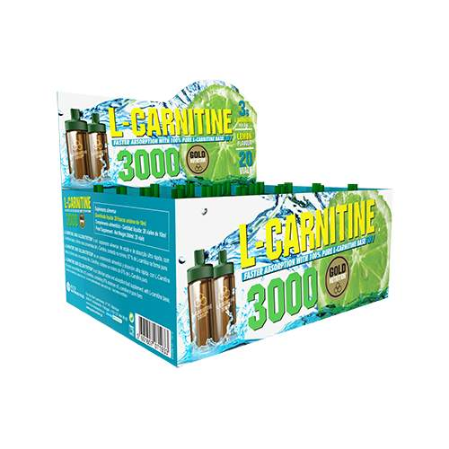 l-carnitine 3000 gold nutrition