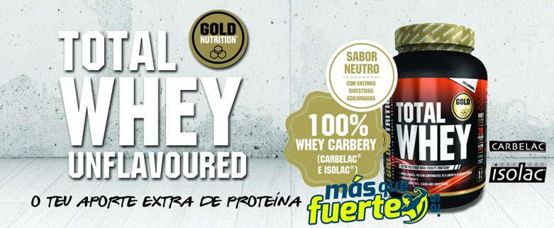 total whey proteina de gold