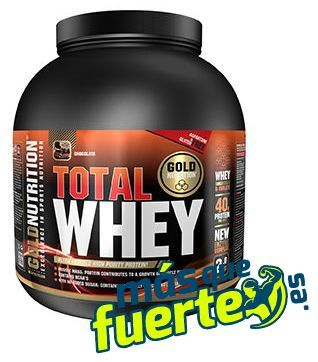 total whey proteina