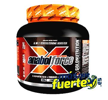 Anabol Extreme Force de Gold Nutrition
