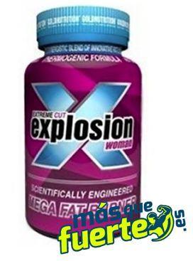 extreme cut xplosion quemagrasas woman