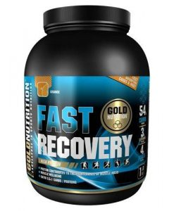 Recovery endurance de gold nutrition running