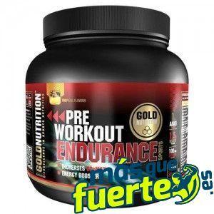 Pre-Workout Endurance de Gold Nutrition