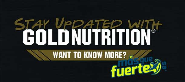 Suplementos de Gold Nutrition