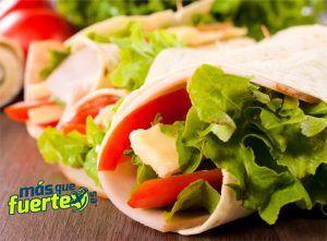 alimentos con proteinas que ayudan a adelgazar