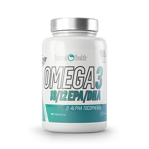 perlas de omega 3 Natural Health