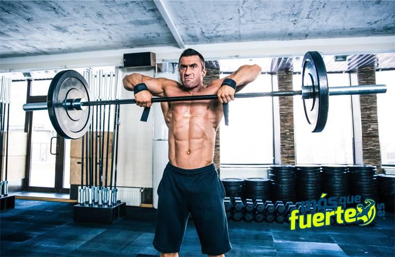 atleta de natural Health