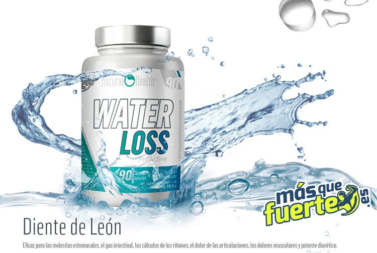 water loss de natural