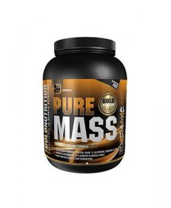 pure mass 1,5kg de Gold nutrition