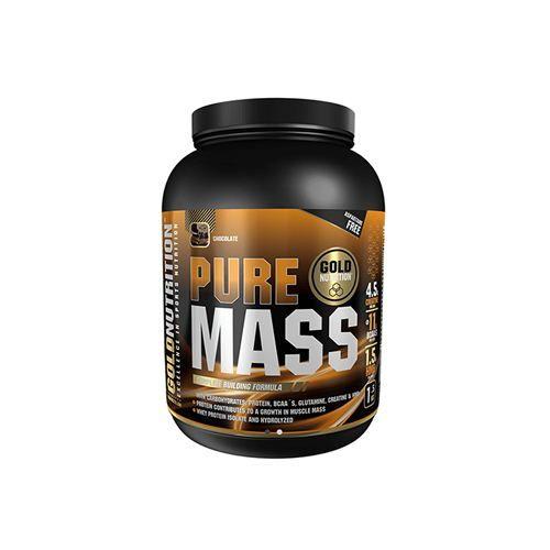 pure mass 1,5kg de Gold nutrition