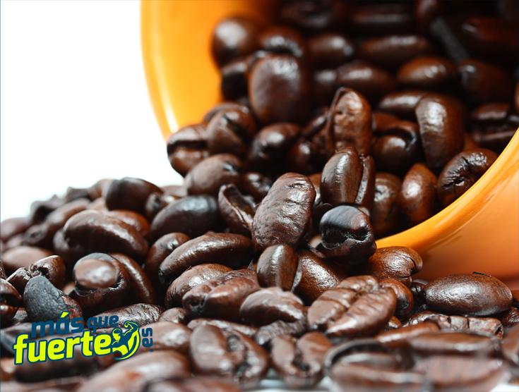 suplemento con cafeína