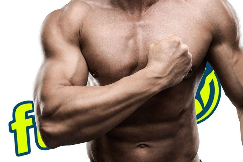 ganar mas musculo tomando suplementos