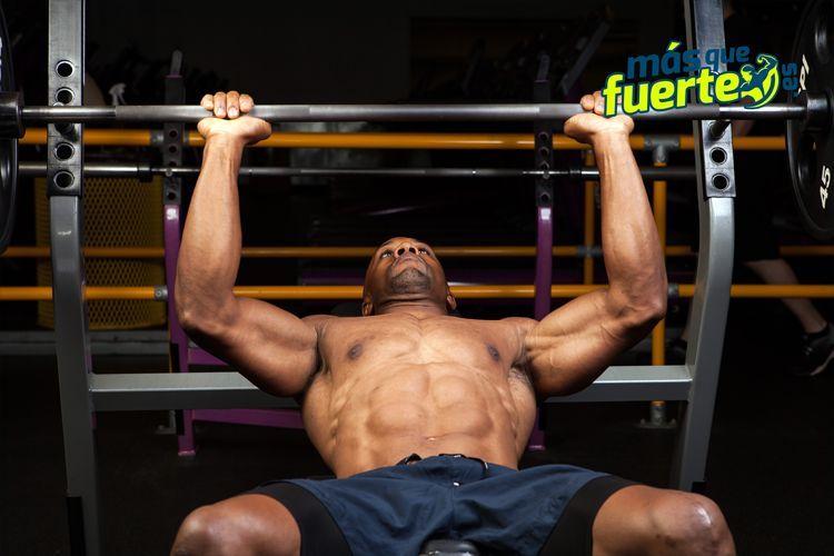 entrenando para ganar peso