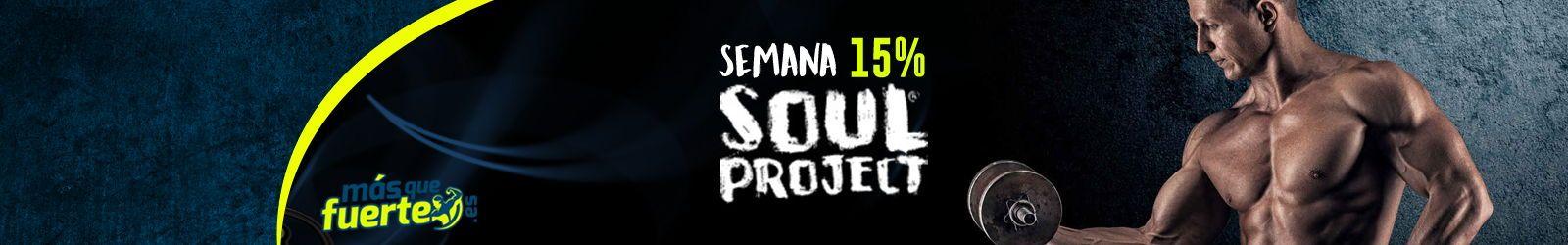 Semana Soul Project Labs -15% DESCUENTAZO! -