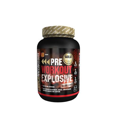 PreWorkout Explosive