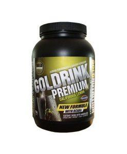bebida isotónica de 750 gr goldrink premium