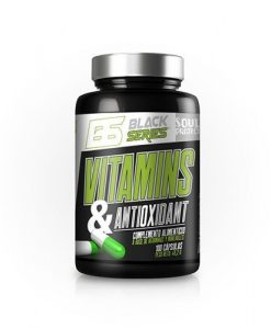vitamins y antioxidants black series soul project labs