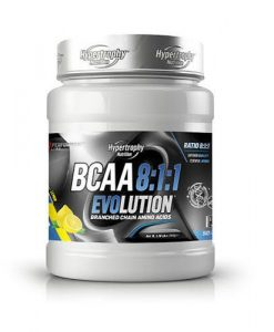 bcaa 8:1.1 evolution 500 gr hypertrophy