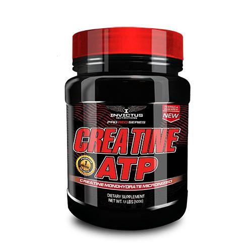 creatine ATP invictus 500gr