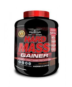 hard mass gainer invictus red line 3kg