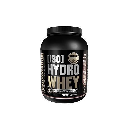 isohydro whey 1kg gold nutrition