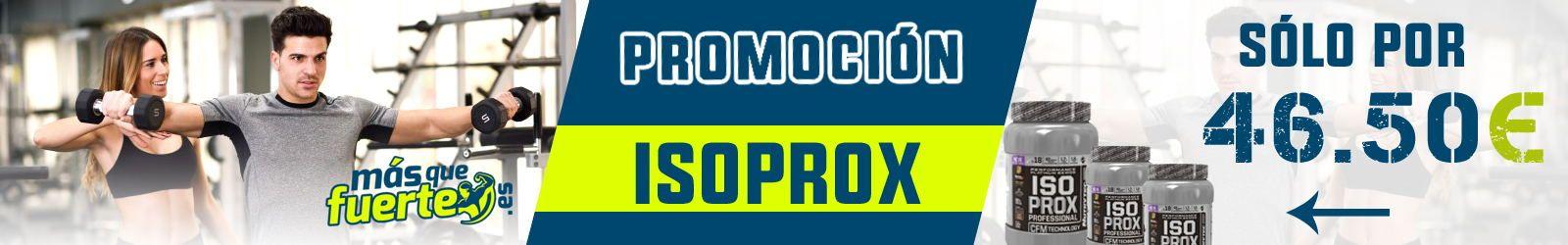 Oferta Especial ISOPROX - Llévate la nueva Isoprox con un precio de escándalo...