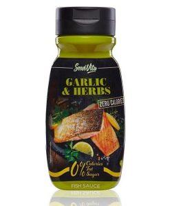 salsa hierbas y ajo servivita