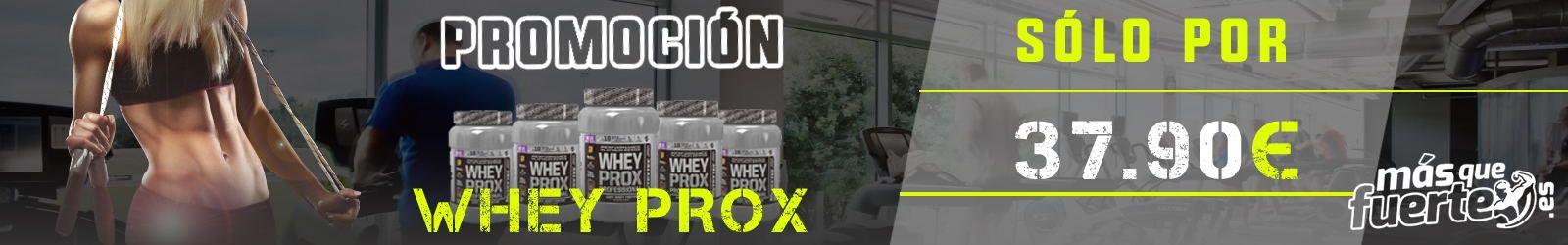 Whey Prox - Oferta Especial Whey Prox