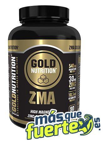 zinc y magnesio de Gold Nutrition