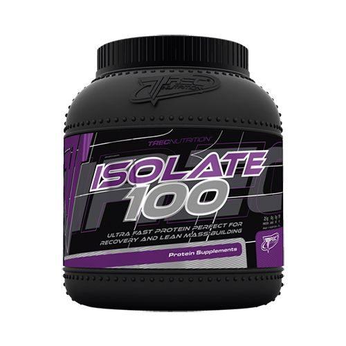 isolate 100 trec nutrition proteína aislada 1800 gr