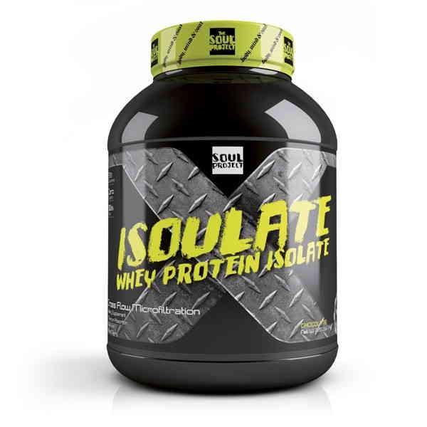 proteínas aislada al 95%